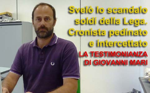 Giovanni Mari, Il Secolo XIX