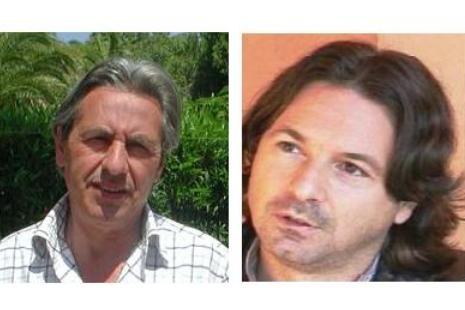 Piero Citrigno e Alessandro Bozzo