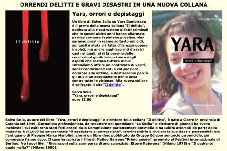 libro_yara_gambirasio_salvo_bella