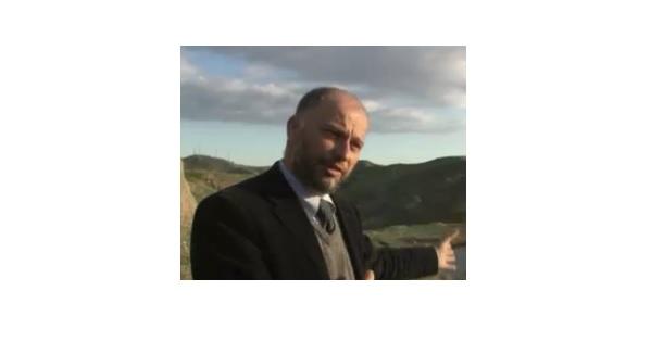 Il giornalista Antonio Condorelli