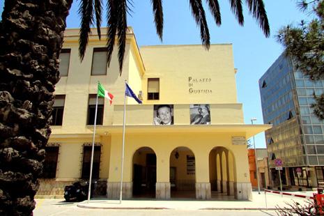 Tribunale di Marsala (da itacanotizie.it)