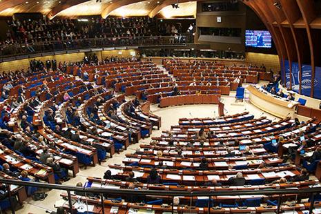 L'assemblea del Consiglio d'Europa (©coe.int)