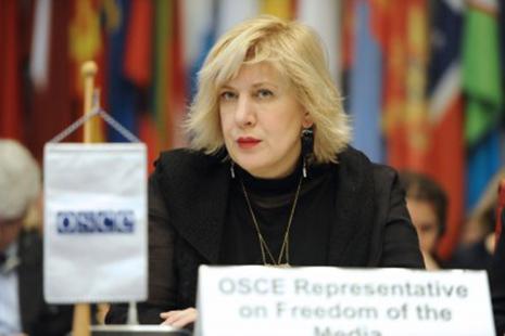 Dunja Mijatović © OSCE/Micky Kroell