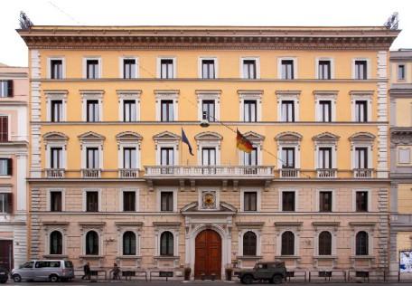 Ambasciata tedesca a Roma