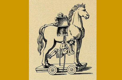 trojan horse 1