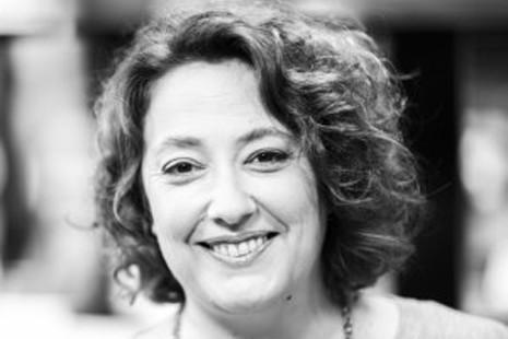 La giornalista Virginia Pérez Alonso, presidenta di Plataforma