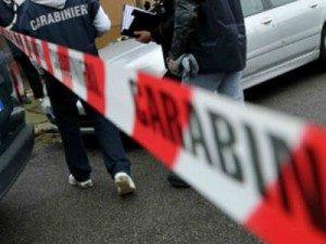 carabinieri-luogo-omicidio