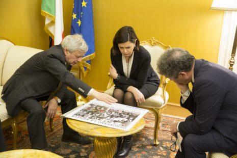 Alberto e Boldrini