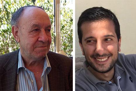 Pino Guastella e Luca Signorelli