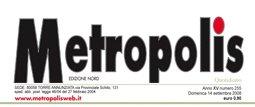metropolis testata