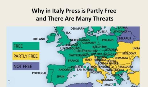 Italy Press Partly Free