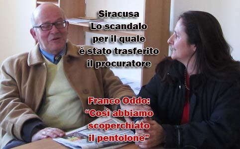 Franco Oddo e Marina Di Michele
