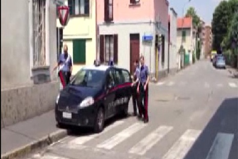 Carabinieri Mavilla