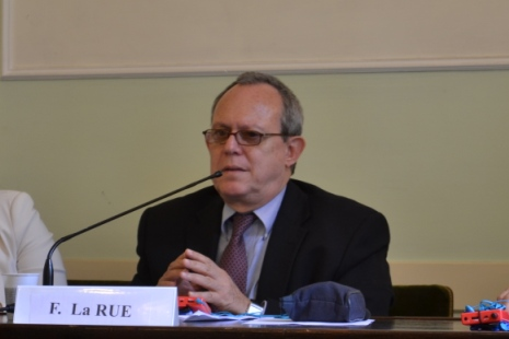 Frank La Rue