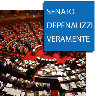Senato depenalizzi veramente