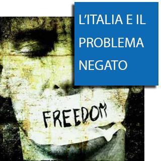 italia problema negato