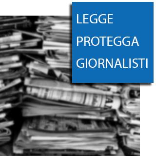 legge protegga giornalisti