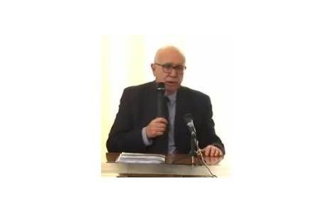 Sandro Bartolomeo, mayor of Formia (Lt)