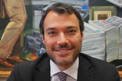 L'avvocato Andrea Di Pietro