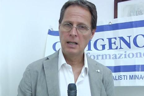 Presidente dell'Odg Toscana, Carlo Bartoli